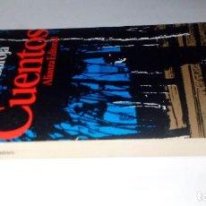 Libros de segunda mano: CUENTOS-PIO BAROJA-ALIANZA EDITORIAL. Lote 121482695