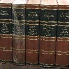 Libros de segunda mano: COLECCIÓN PREMIOS NADAL TOMOS DEL 1 AL 15 (FALTA EL 5 Y EL 14). ED. DESTINO-PLANETA. Lote 121726839