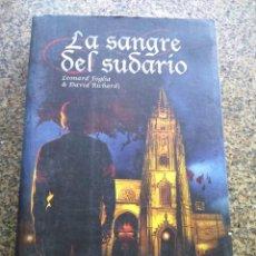 Libros de segunda mano: LA SANGRE DEL SUDARIO -- LEONARD FOGLIA Y DAVID RICHARDS -- SUMA 2010 --. Lote 121976279