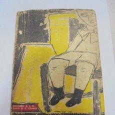 Libros de segunda mano: LA HOJARASCA. GABRIEL GARCIA MARQUEZ. 1º EDICION. EDICION S.L.B. 1955. RUSTICA.. Lote 122060251
