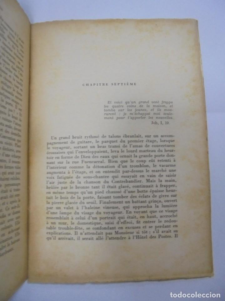 Libros de segunda mano: LE SIÈCLE DES LUMIÈRES. ALEJO CARPENTIER. EDICION GALLIMARD. 1º EDICION. DEDICATORIA DEL AUTOR. 1962 - Foto 6 - 122060931