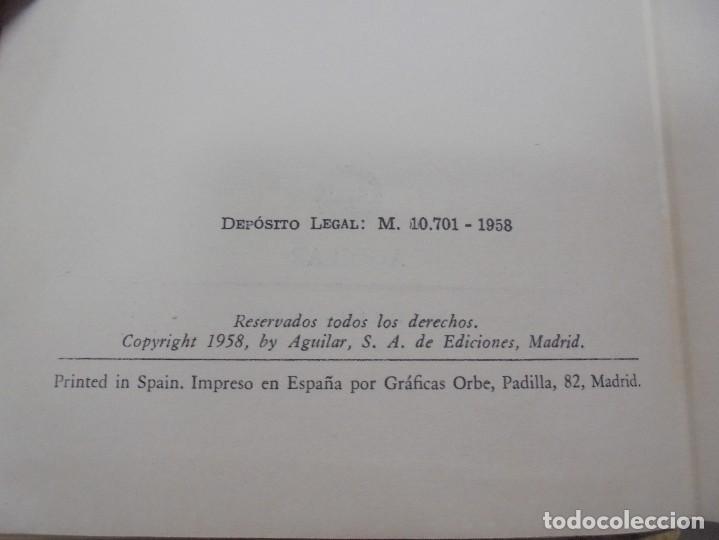 Libros de segunda mano: UN VERANO EN TENERIFE. DULCE MARIA LOYNAZ. 1958. AGUILAR. 1º EDICION. DEDICATORIA. VER - Foto 5 - 122062335