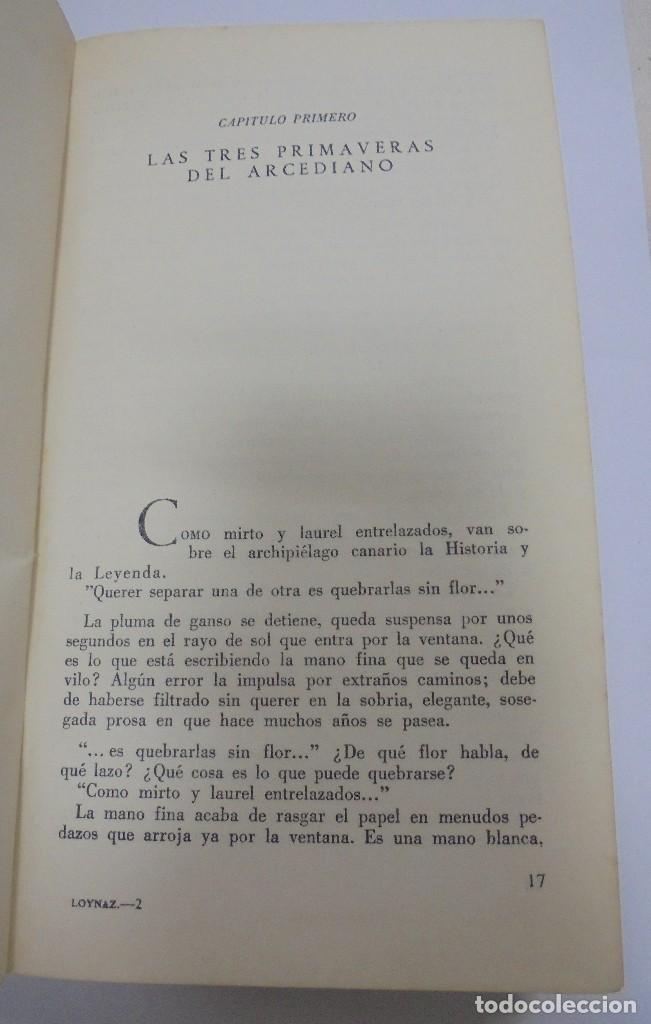 Libros de segunda mano: UN VERANO EN TENERIFE. DULCE MARIA LOYNAZ. 1958. AGUILAR. 1º EDICION. DEDICATORIA. VER - Foto 6 - 122062335
