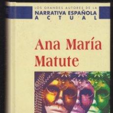 Libros de segunda mano: OLVIDADO REY GUDU I ANA MARIA MATUTE EDIT PLANETA DE AGOSTINI 499 PAGINAS AÑO 1999 LL2251. Lote 122078607