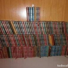 Libros de segunda mano: GRAN COLECCION DE 166 LIBROS CRISOL DE AGUILAR 8 BIS Y VARIOS 1º EDICION VER FOTOS. Lote 122124175