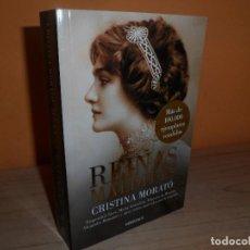 Libros de segunda mano: REINAS MALDITAS / CRISTINA MORATO. Lote 122240135