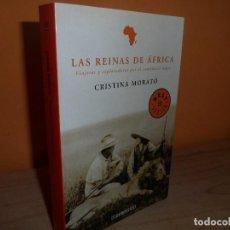Libros de segunda mano: LAS REINAS DE AFRICA / CRISTINA MORATO. Lote 122240859