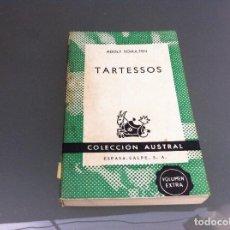Libros de segunda mano: ADOLF SCHULTEN. TARTESSOS. ED. ESPASA CALPE. Nº 1471. AÑO 1972. Lote 122274931