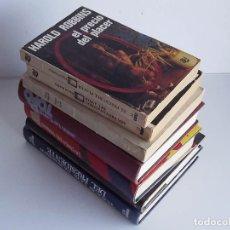 Libros de segunda mano: 7 NOVELAS, VER LISTA E IMÁGENES. Lote 49190878