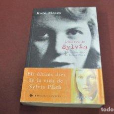 Libros de segunda mano: L'HIVERN DE SYLVIA ELS ÚLTIMS DIES DE SYLVIA PLATH - KATE MOSES - 1ª EDICIÓ 2004 - NOB. Lote 122592463