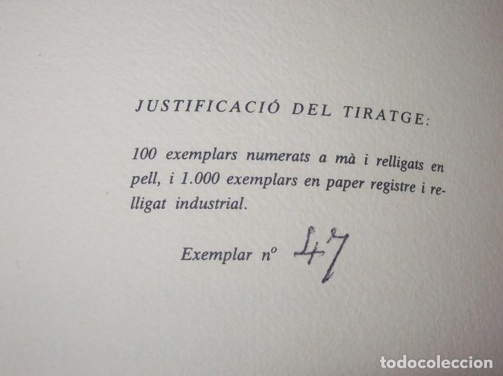 Libros de segunda mano: LES MILLORS RONDALLES DE MALLORCA. ED. MOLL. 1985. IL·LUSTRACIONS DE PRAT. EXEMPLAR NUMERAT - Foto 3 - 122628835