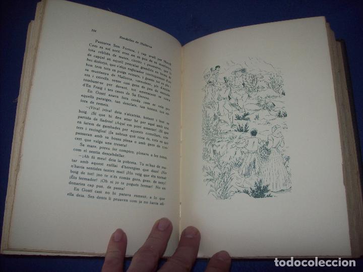 Libros de segunda mano: LES MILLORS RONDALLES DE MALLORCA. ED. MOLL. 1985. IL·LUSTRACIONS DE PRAT. EXEMPLAR NUMERAT - Foto 10 - 122628835