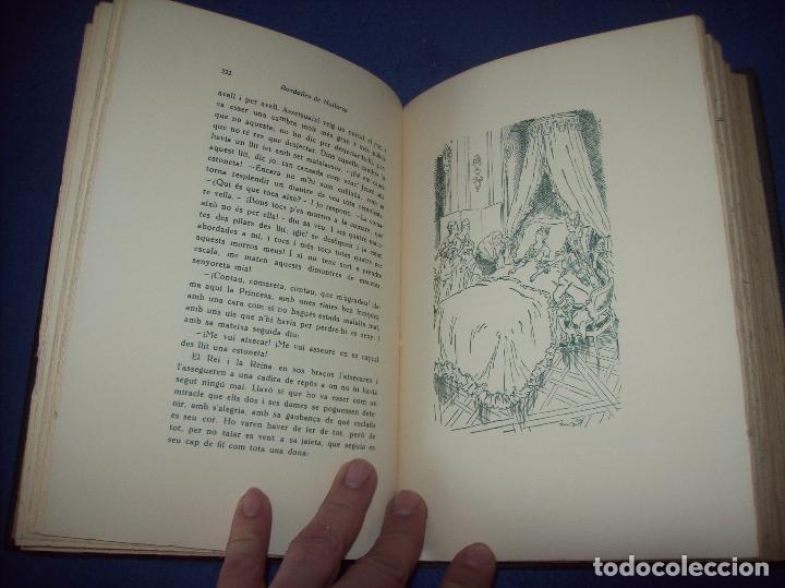 Libros de segunda mano: LES MILLORS RONDALLES DE MALLORCA. ED. MOLL. 1985. IL·LUSTRACIONS DE PRAT. EXEMPLAR NUMERAT - Foto 11 - 122628835