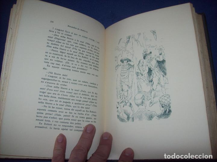 Libros de segunda mano: LES MILLORS RONDALLES DE MALLORCA. ED. MOLL. 1985. IL·LUSTRACIONS DE PRAT. EXEMPLAR NUMERAT - Foto 12 - 122628835