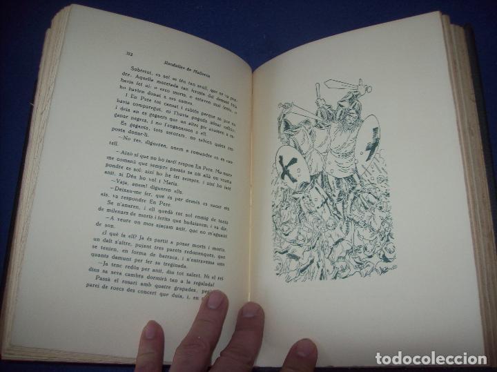 Libros de segunda mano: LES MILLORS RONDALLES DE MALLORCA. ED. MOLL. 1985. IL·LUSTRACIONS DE PRAT. EXEMPLAR NUMERAT - Foto 13 - 122628835