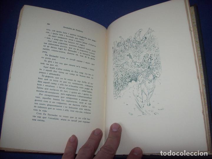 Libros de segunda mano: LES MILLORS RONDALLES DE MALLORCA. ED. MOLL. 1985. IL·LUSTRACIONS DE PRAT. EXEMPLAR NUMERAT - Foto 14 - 122628835