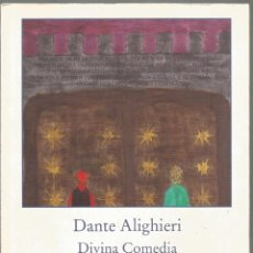 Libros de segunda mano: DANTE ALIGHIERI. DIVINA COMEDIA. GADIR. Lote 122974031