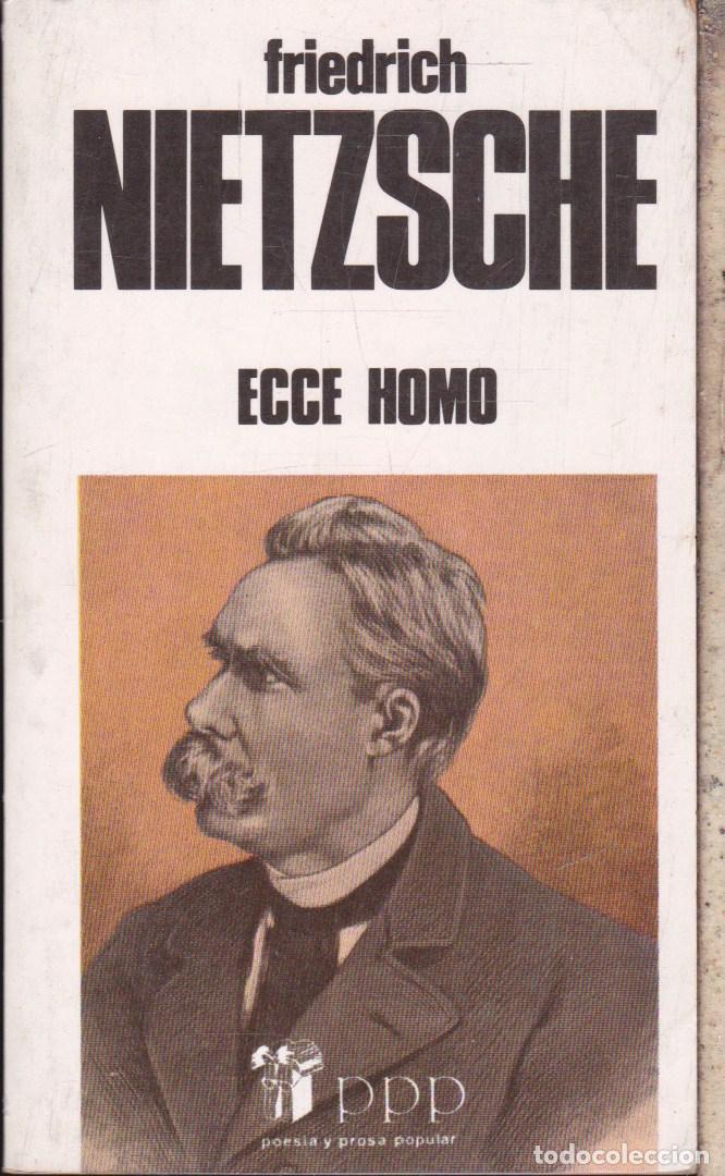 Ecce Homo Friedrich Nietzsche Sold Through Direct Sale