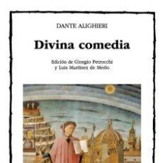 Libros de segunda mano: LA DIVINA COMEDIA. - ALIGHIERI, DANTE.. Lote 123980416