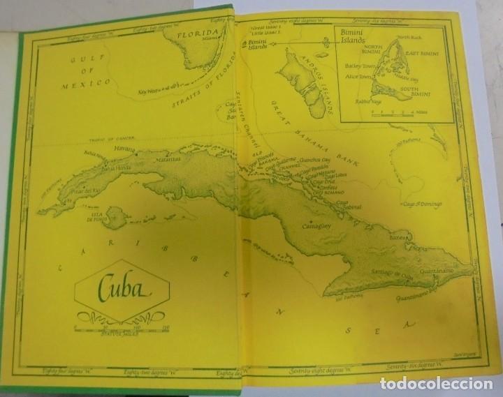 Libros de segunda mano: ISLANDS IN THE STREAM. ERNEST HEMINGWAY. . CON SOBRECUBIERTA. CHARLES SCRIBNER`S. SONS. 1970. - Foto 2 - 124491843