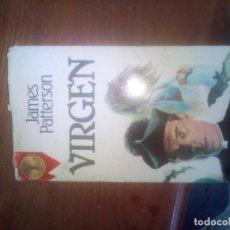 Libros de segunda mano: VIRGEN. - JAMES PATTERSON.. Lote 124498711