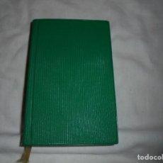 Libros de segunda mano: THOMAS MAYNE REID.-NOVELAS ESCOGIDAS TOMO I.EDITORIAL AGUILAR MADRID 1959. Lote 124559803