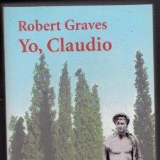 Libros de segunda mano: ROBERT GRAVES YO CLAUDIO ALIANZA EDITORIAL. Lote 125017375