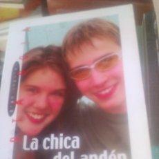 Libros de segunda mano: LA CHICA DEL ANDÉN DE ENFRENTE JORGE GÓMEZ SOTO 2000 ED. SM R. Lote 125038735