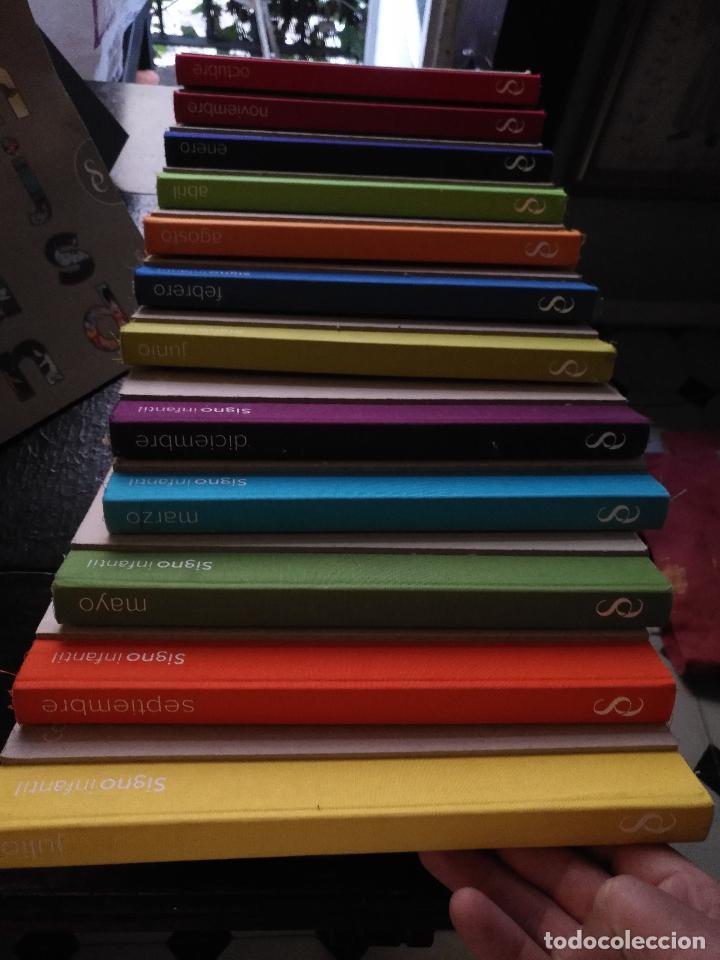 Libros de segunda mano: LITERATURA INFANTIL COLECCION GARABATO 12 TOMOS + GUIA PADRES SIGNO INFANTIL CUENTOS INGLES CANCIONE - Foto 3 - 125250431