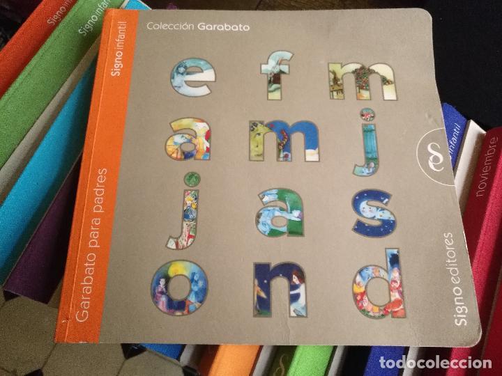 Libros de segunda mano: LITERATURA INFANTIL COLECCION GARABATO 12 TOMOS + GUIA PADRES SIGNO INFANTIL CUENTOS INGLES CANCIONE - Foto 5 - 125250431