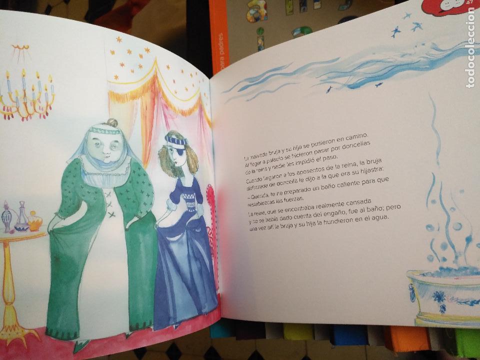Libros de segunda mano: LITERATURA INFANTIL COLECCION GARABATO 12 TOMOS + GUIA PADRES SIGNO INFANTIL CUENTOS INGLES CANCIONE - Foto 9 - 125250431