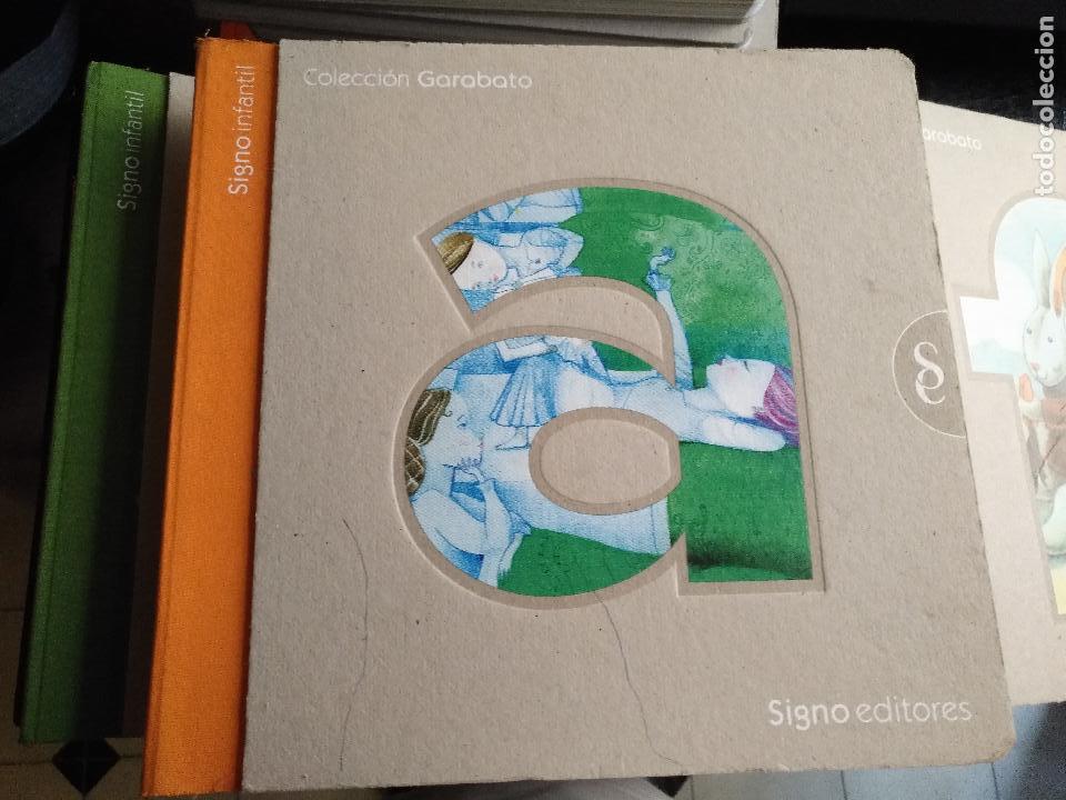 Libros de segunda mano: LITERATURA INFANTIL COLECCION GARABATO 12 TOMOS + GUIA PADRES SIGNO INFANTIL CUENTOS INGLES CANCIONE - Foto 22 - 125250431