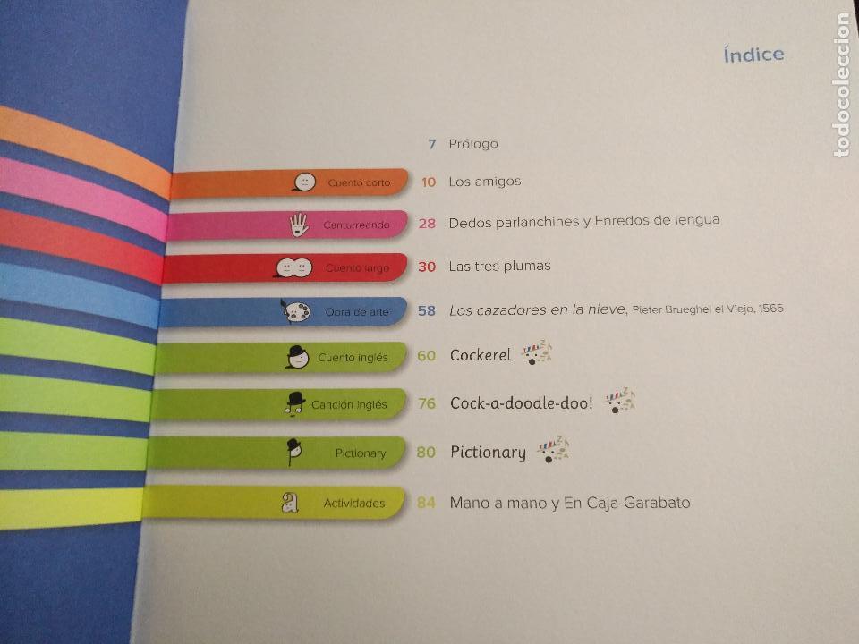 Libros de segunda mano: LITERATURA INFANTIL COLECCION GARABATO 12 TOMOS + GUIA PADRES SIGNO INFANTIL CUENTOS INGLES CANCIONE - Foto 27 - 125250431