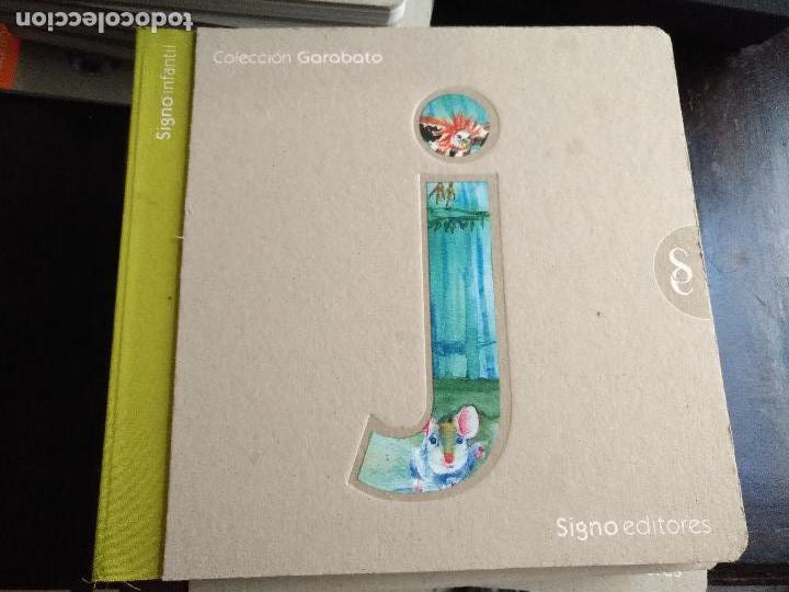 Libros de segunda mano: LITERATURA INFANTIL COLECCION GARABATO 12 TOMOS + GUIA PADRES SIGNO INFANTIL CUENTOS INGLES CANCIONE - Foto 28 - 125250431