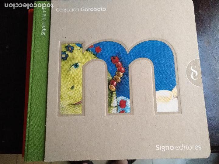 Libros de segunda mano: LITERATURA INFANTIL COLECCION GARABATO 12 TOMOS + GUIA PADRES SIGNO INFANTIL CUENTOS INGLES CANCIONE - Foto 34 - 125250431