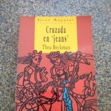 Libros de segunda mano: CRUZADA EN JEANS -- THEA BECKMAN -- EDICIONES SM 1997 --. Lote 125299703