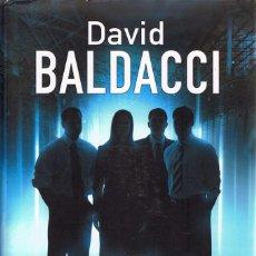 Libros de segunda mano: FRÍO COMO EL ACERO - DAVID BALDACCI. Lote 125303171