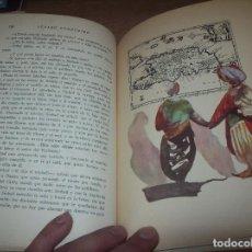 Libros de segunda mano: CUANDO EL VIEJO SINBAD VUELVA A LAS ISLAS. ÁLVARO CUNQUEIRO. ED. ARGOS. 1962. GRABADOS J. Mª PRIM.. Lote 125526295