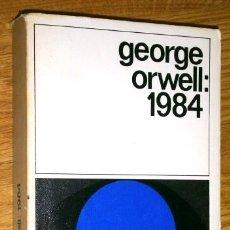 Libros de segunda mano: 1984 POR GEORGE ORWELL DE ED. DESTINO EN BARCELONA 1984 6ª EDICIÓN. Lote 58226271