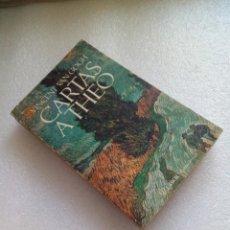 Livres d'occasion: VINCENT VAN GOGH CARTAS A THEO ED. LABOR PUNTO OMEGA. Lote 157341261
