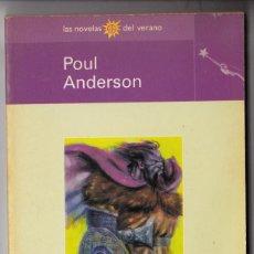 Libros de segunda mano: RELATOS DE INMORTALES / ANDERSON, POUL. Lote 125955431