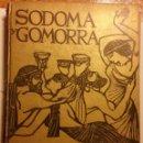 Libros de segunda mano: SODOMA Y GOMORRA AÑO 1964. Lote 126359051