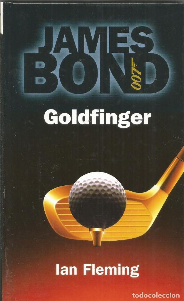 Usado, IAN FLEMING. JAMES BOND 007. GOLDFINGER. RBA segunda mano