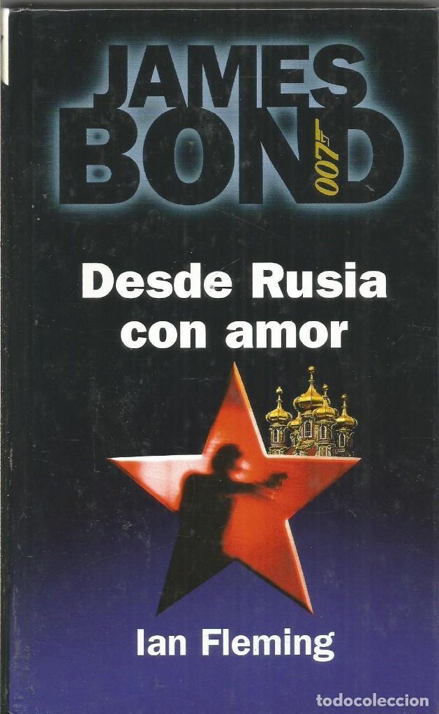 IAN FLEMING. JAMES BOND 007. DESDE RUSIA CON AMOR. RBA segunda mano