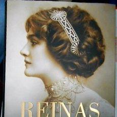 Libros de segunda mano: REINAS MALDITAS. CRISTINA MORATO. TAPA DURA. Lote 126781579