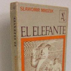 Libros de segunda mano: EL ELEFANTE. Lote 126983059