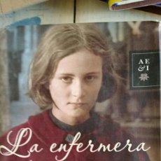 Libros de segunda mano: LA ENFERMERA DE BRUNETE MANUEL MARISTANY. Lote 127202623