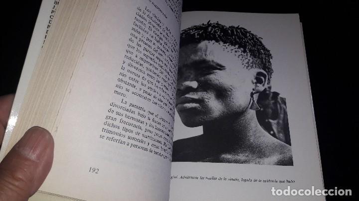 Libros de segunda mano: CAZADORES DEL DESIERTO....G. SILBERBAUER.. 1983... - Foto 4 - 127438727