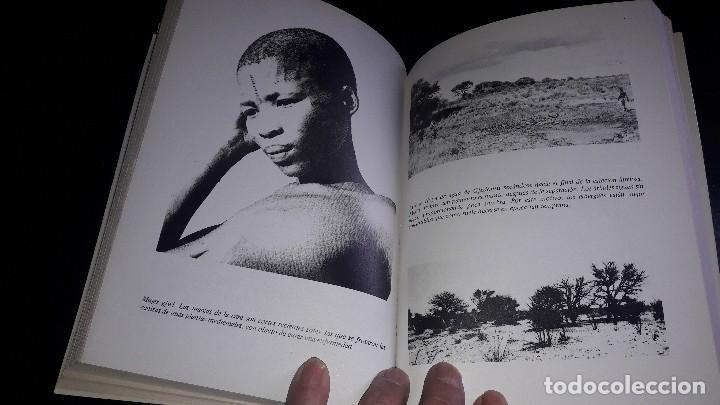 Libros de segunda mano: CAZADORES DEL DESIERTO....G. SILBERBAUER.. 1983... - Foto 5 - 127438727