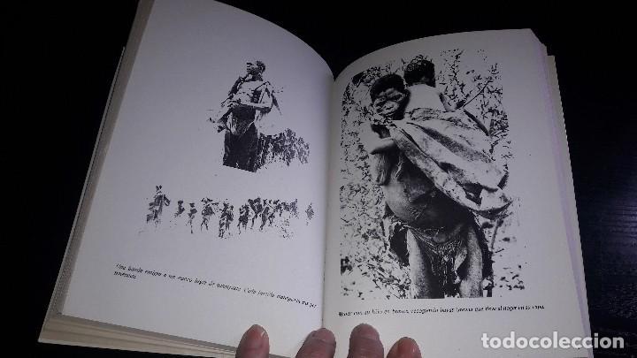 Libros de segunda mano: CAZADORES DEL DESIERTO....G. SILBERBAUER.. 1983... - Foto 6 - 127438727